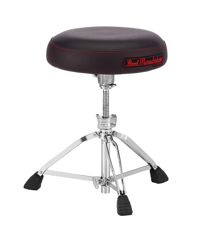 Pearl D1500S Roadster Multi-Core Donut Drum Throne Low Height