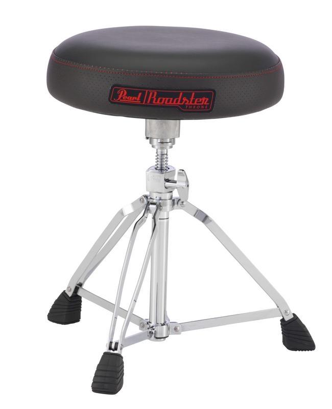 Pearl D1500 Roadster Multi-Core Donut Drum Throne