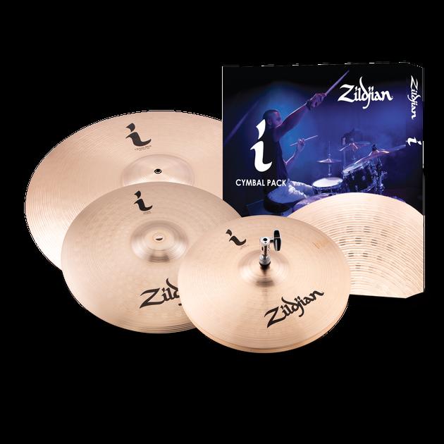 Zildjian I Essentials Plus Cymbal Pack