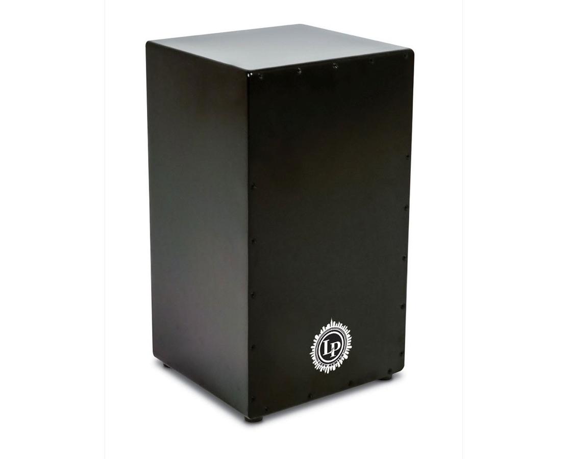 Latin Percussion LP® City Series Black Box Cajon (LP1428NY)
