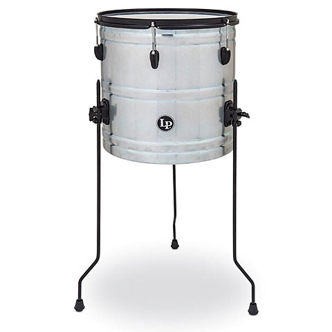 Latin Percussion LP1616 RAW Street Can 16 x 16 inch