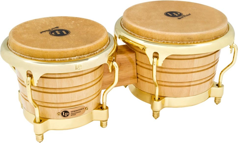 Latin Percussion Generation II Bongos