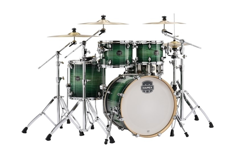 Mapex AR504S Armory Fusion 5 Piece Shell Pack