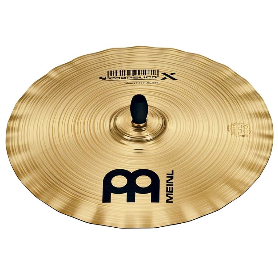 Meinl Generation X Drumbal Cymbals