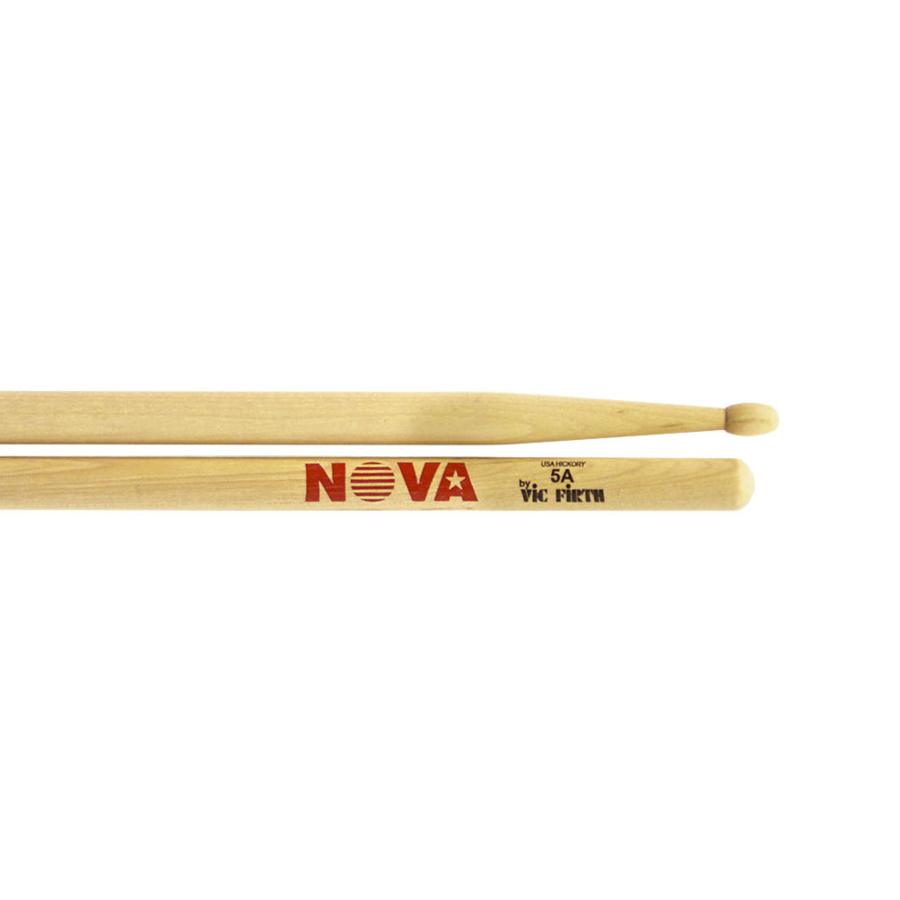 Vic Firth Nova 5A Hickory Drumsticks