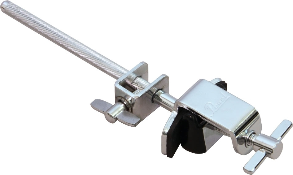 Pearl 75H Hoop-Mount Cowbell Holder with Non Marring Clamp Surface