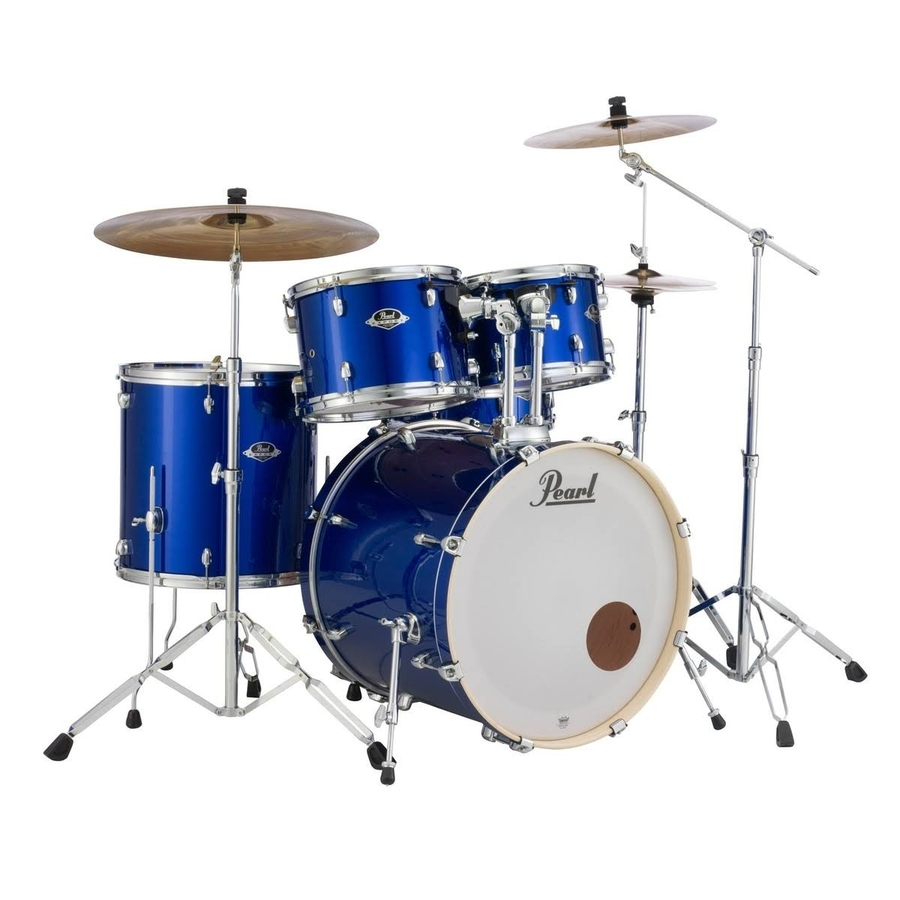 Pearl EXX Export Rock Drum Kit with Sabian Cymbals