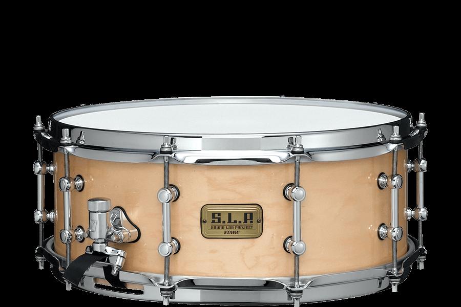 """Tama S.L.P. 14"""" x 5.5"""" Classic Maple Snare Drum (LMP1455-SMP)"""