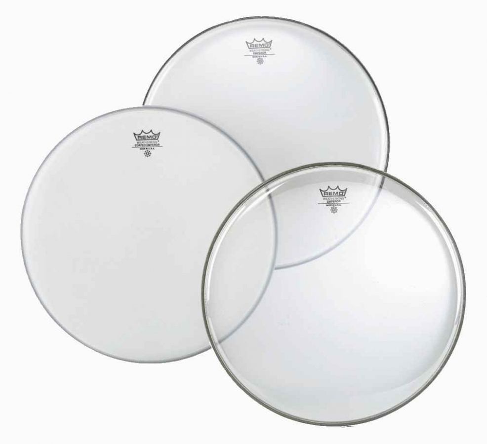 Remo Emperor Drum Heads