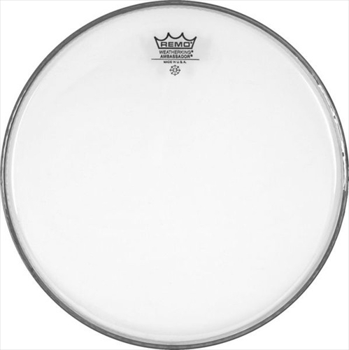 Remo Hazy Ambassador Drum Heads