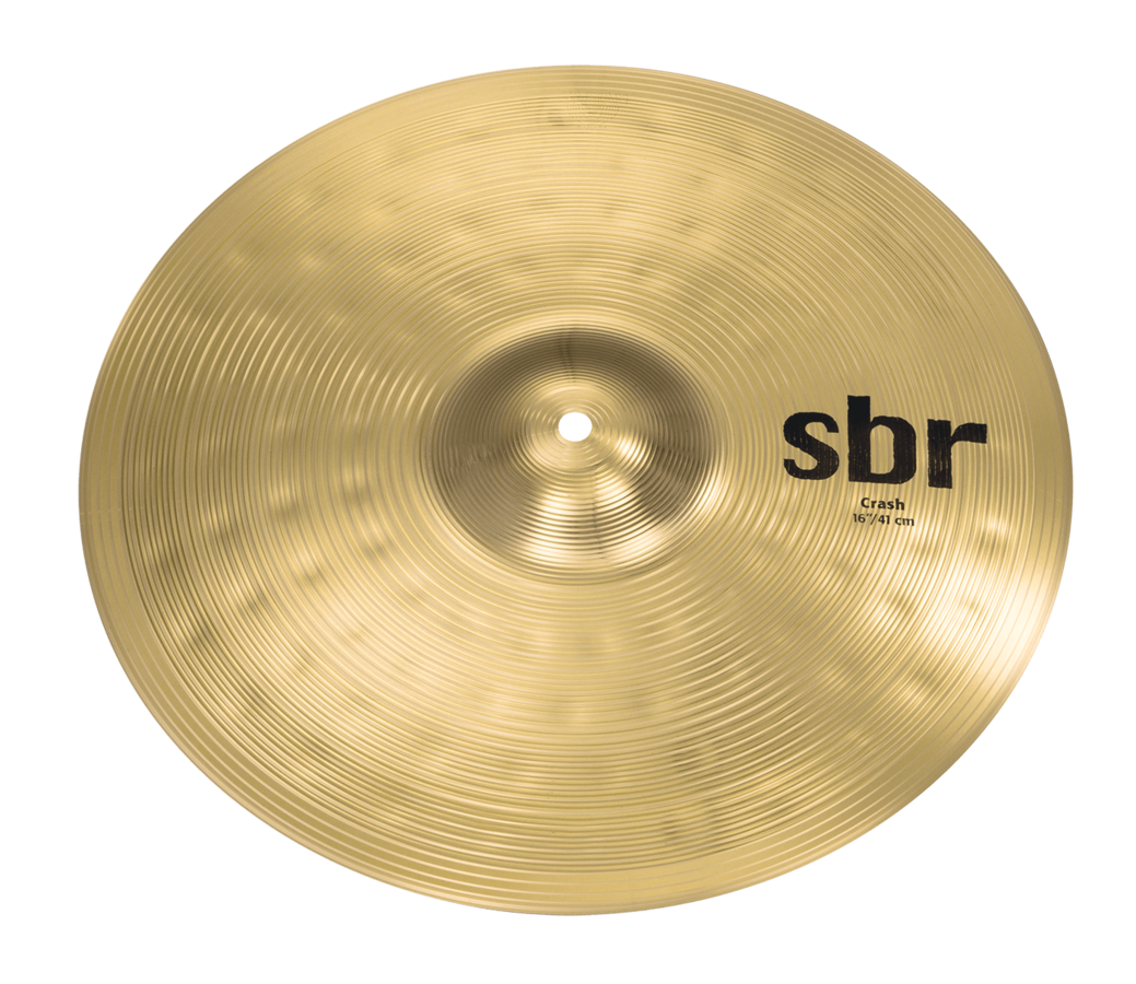 Sabian SBr Crash Cymbals