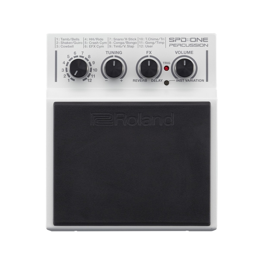 Roland SPD:ONE PERCUSSION Trigger Pad