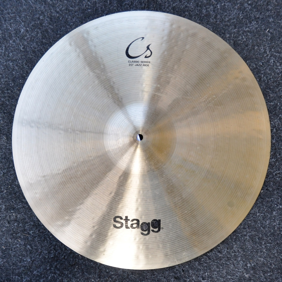 "Stagg 20"" Classic Series Jazz Ride Cymbal *2nd Hand*"