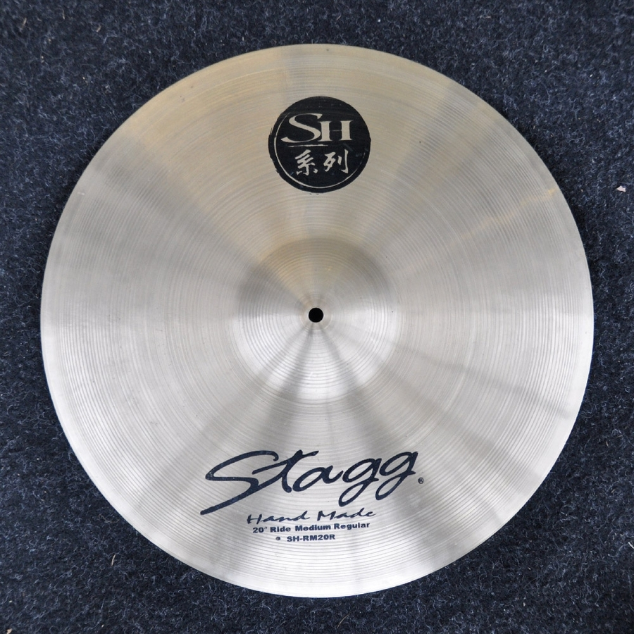 """Stagg 20"""" SH Series Ride *2nd Hand*"""