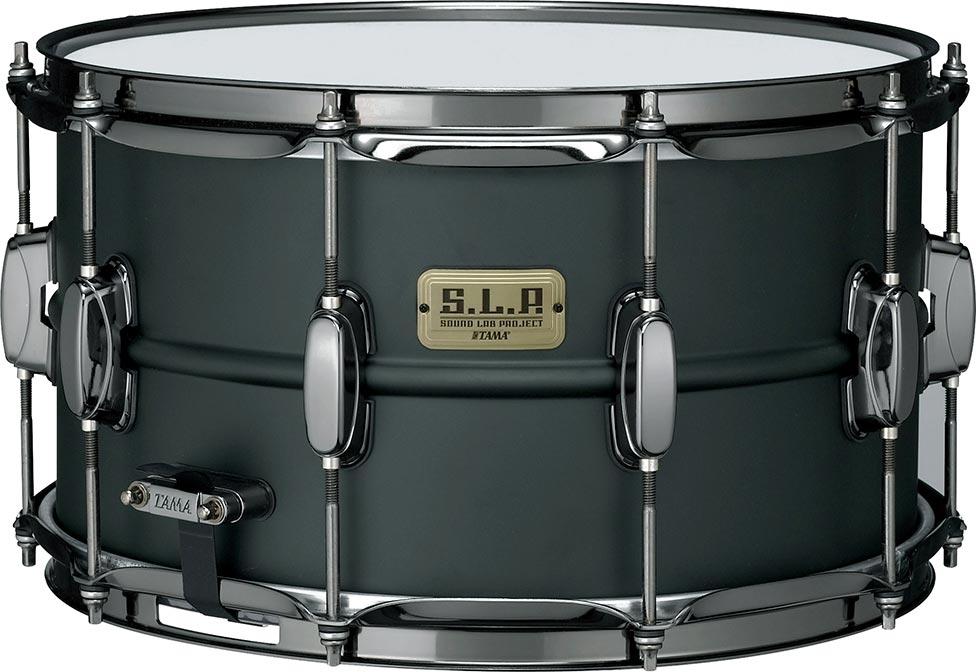 Tama LST148 SLP Big Black 14x8in Steel Snare