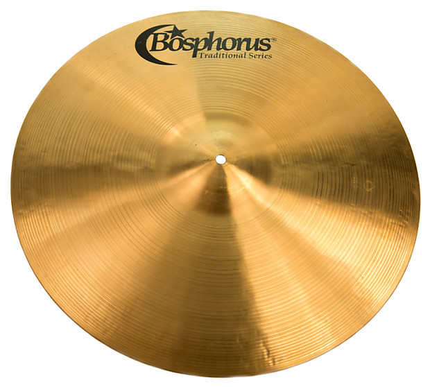 Bosphorus Traditional Ride Cymbals