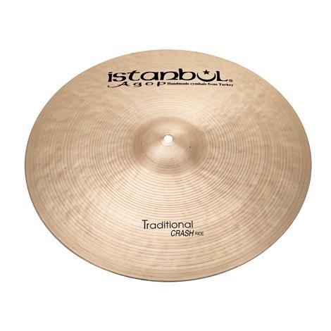 Istanbul Agop - Traditional Crash / Ride Cymbals