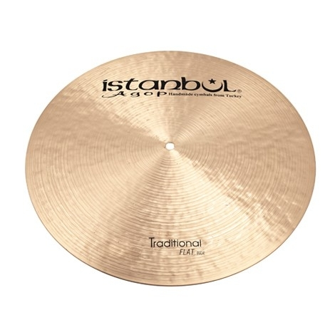 Istanbul Agop - Traditional Flat Ride Cymbals