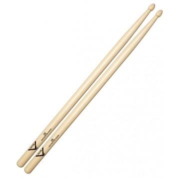 Vater Hickory VH5BW 5B Wood Tip Drum Sticks