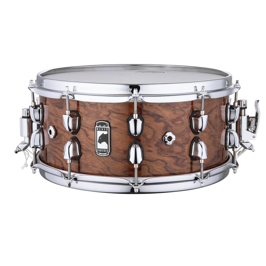 "Mapex Black Panther 14"" SHADOW Birch / Walnut Snare Drum BPNBW4650CXN"