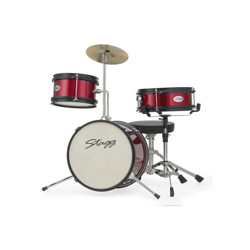Stagg 3 Piece Junior Drum Kit