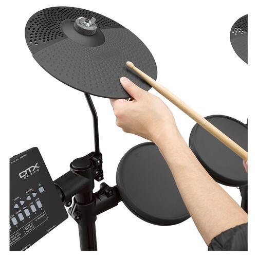 Image 3 - Yamaha DTX402 Electronic Drum Kit Bundle