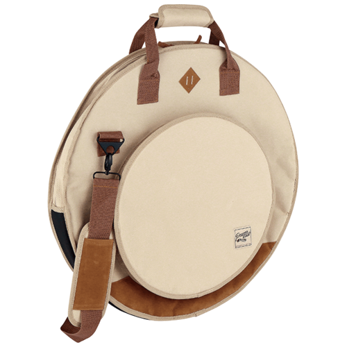"Tama Powerpad Designer 22"" Tan Cymbal Bag"