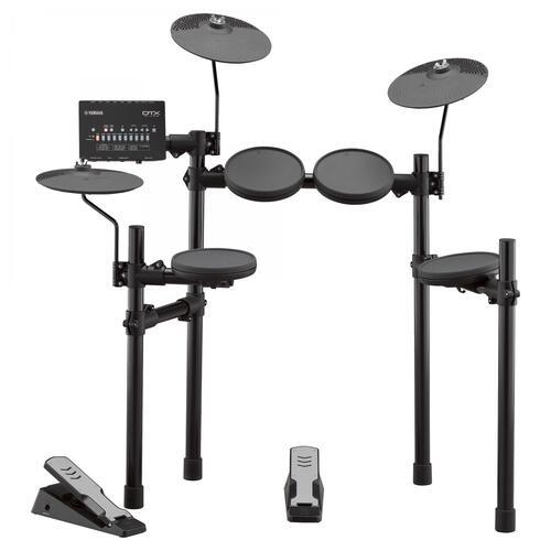 Image 1 - Yamaha DTX402 Electronic Drum Kit Bundle