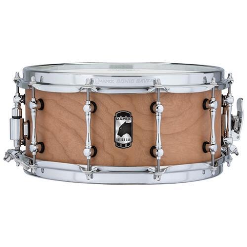 Image 2 - Mapex Black Panther Design Lab Cherry Bomb 14 x 6 Snare Drum