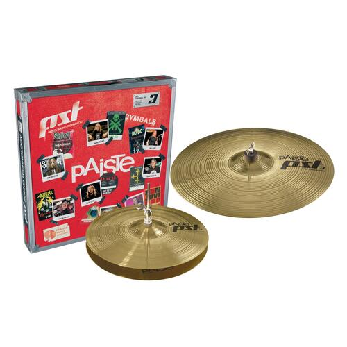 Paiste PST 3 14/18 Essential Cymbal Pack