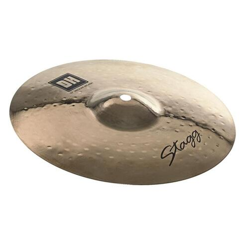 "Stagg 10"" Dual Hammered DH Medium Splash Cymbal"