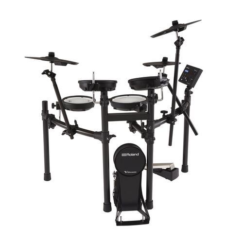 Image 2 - Roland TD-07KV V-Drum Electronic Drum Kit BUNDLE