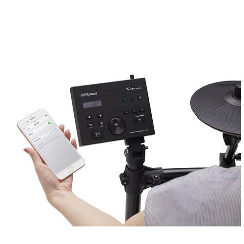 Image 3 - Roland TD-07KV V-Drum Electronic Drum Kit BUNDLE