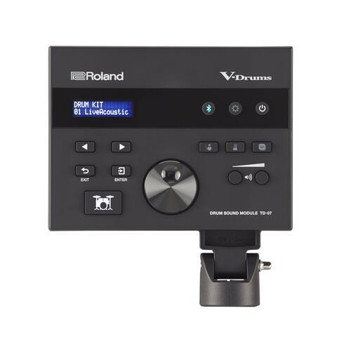 Image 5 - Roland TD-07KV V-Drum Electronic Drum Kit BUNDLE