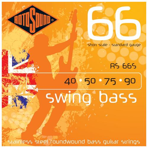 Rotosound Swing Bass Guitar Strings