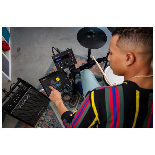 Image 8 - Roland TD-07KV V-Drum Electronic Drum Kit BUNDLE