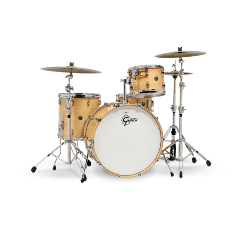 "Image 6 - Gretsch 22"" Renown Maple 3pc Shell Pack"
