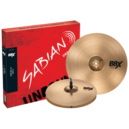 "Image 2 - Sabian 14"" 'First Pack' Box Set"
