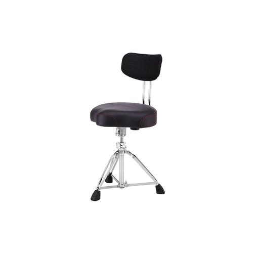 Image 4 - Pearl D3500BR Roadster Multi-Core Saddle Drum Throne w/Back Rest
