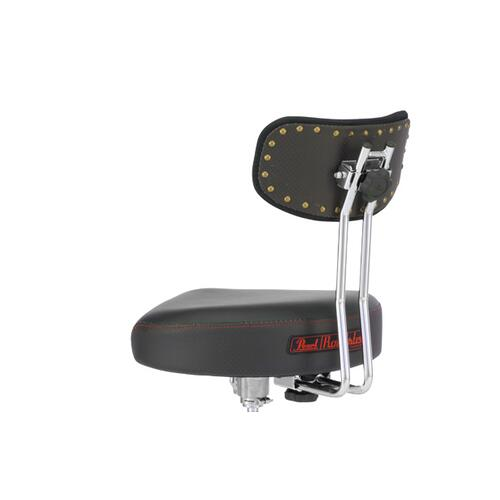 Image 3 - Pearl D3500BR Roadster Multi-Core Saddle Drum Throne w/Back Rest
