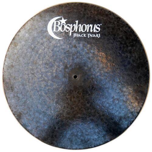 Bosphorus Black Pearl Series Flat Ride Cymbals