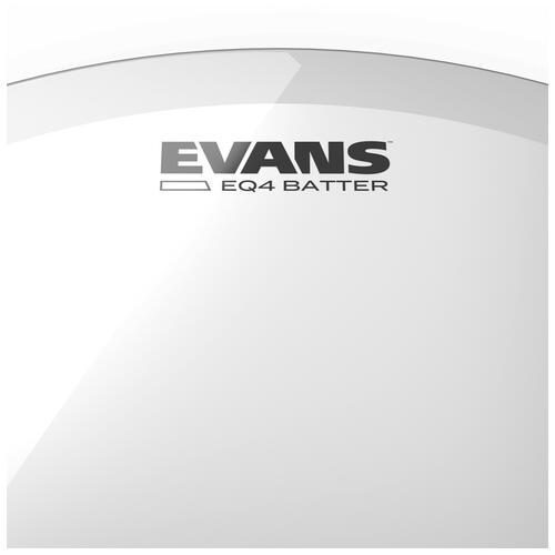 Image 3 - Evans EQ4 Clear Bass Drum Heads