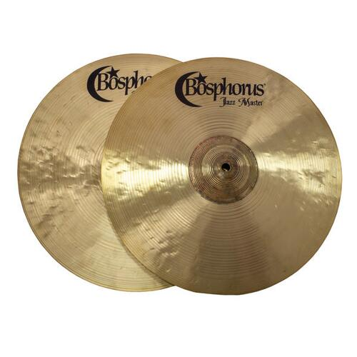 "Bosphorus 15"" Jazz Master Series Hi-Hat"