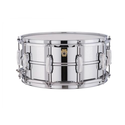 Ludwig LM402 Snare Drum Supra-phonic 14 x 6.5 Classic Lug