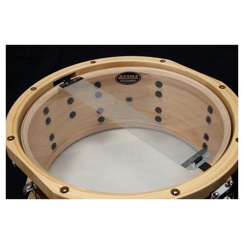 """Image 2 - Tama S.L.P. 14""""x 6.5"""" Studio Maple Snare Drum (LMP1465F-SEN)"""