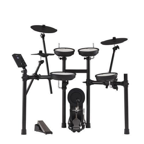 Image 1 - Roland TD-07KV V-Drum Electronic Drum Kit BUNDLE