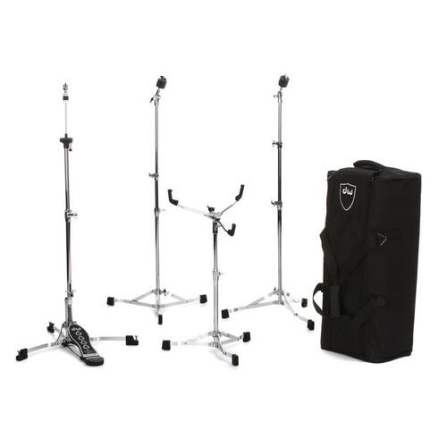 DW 6000UL - Ultra Light flat base hardware pack with carrying bag