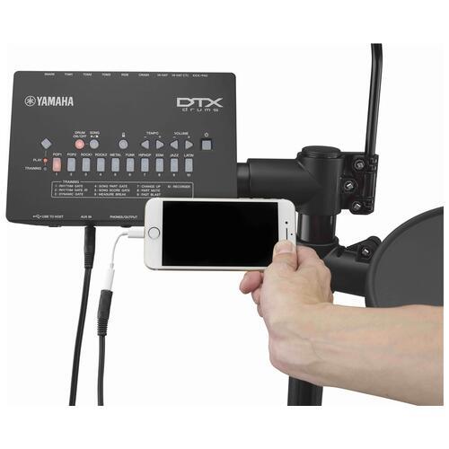 Image 6 - Yamaha DTX452 Electronic Drum Kit bundle