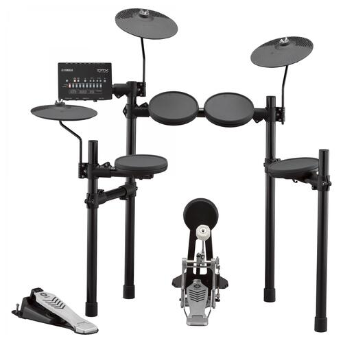 Image 1 - Yamaha DTX432 Electronic Drum Kit Bundle