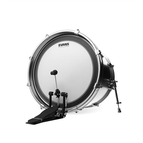 """Image 2 - Evans EMAD 22"""" Bass Drum Heads - Coated"""